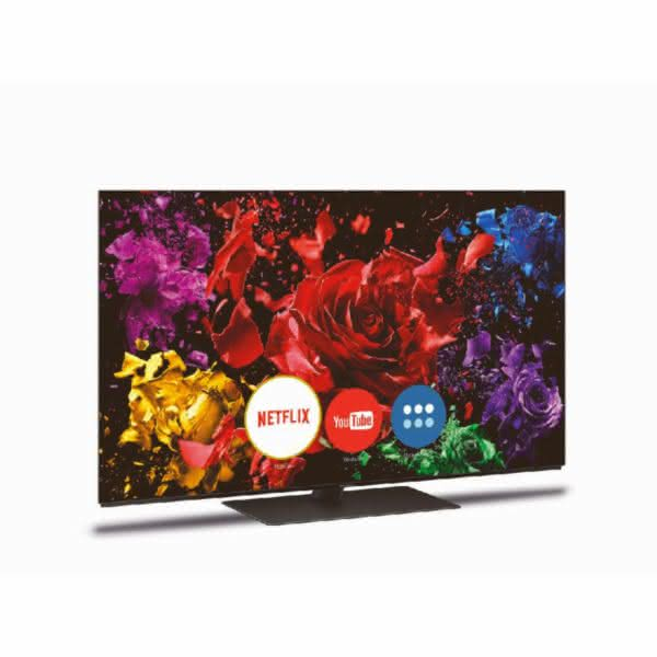 "Smart TV 4K UHD OLED 55"" Panasonic TC-55FZ950B Bluetooth"