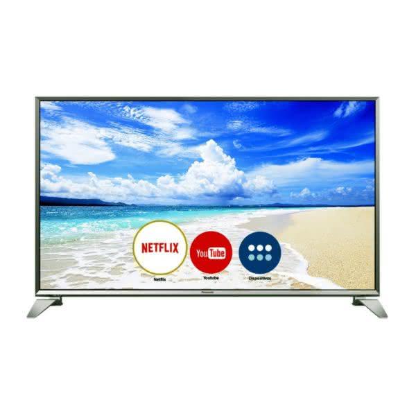 "Smart TV Full HD LED 49"" Panasonic TC-49FS630B Bluetooth"