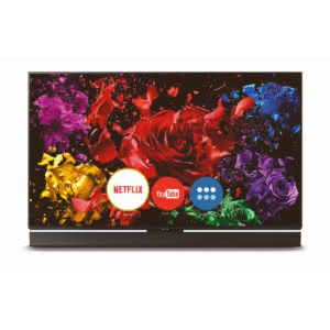 "Smart TV 4K UHD LED 65"" Panasonic TC-65FX600B Bluetooth"
