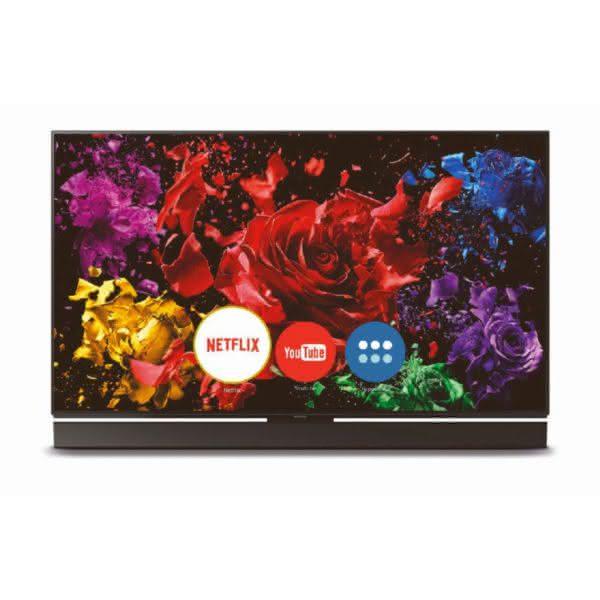 "Smart TV 4K UHD LED 65"" Panasonic TC-65FX600B Bluetooth"