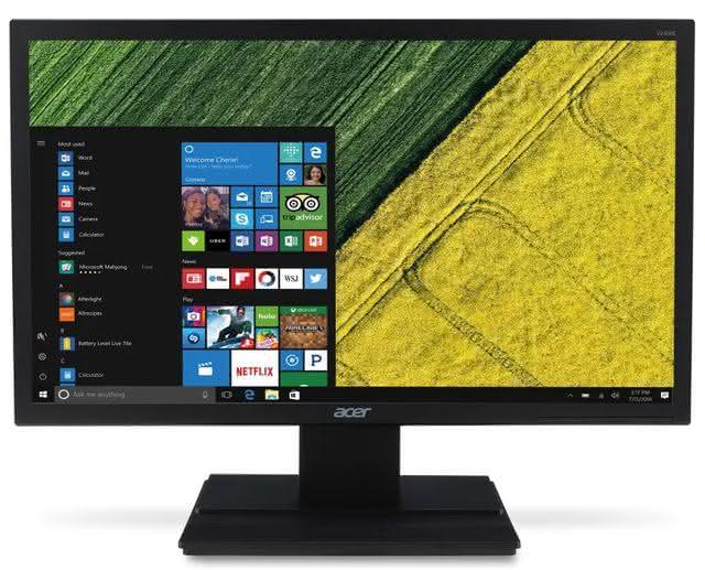 monitores e projetores ACER